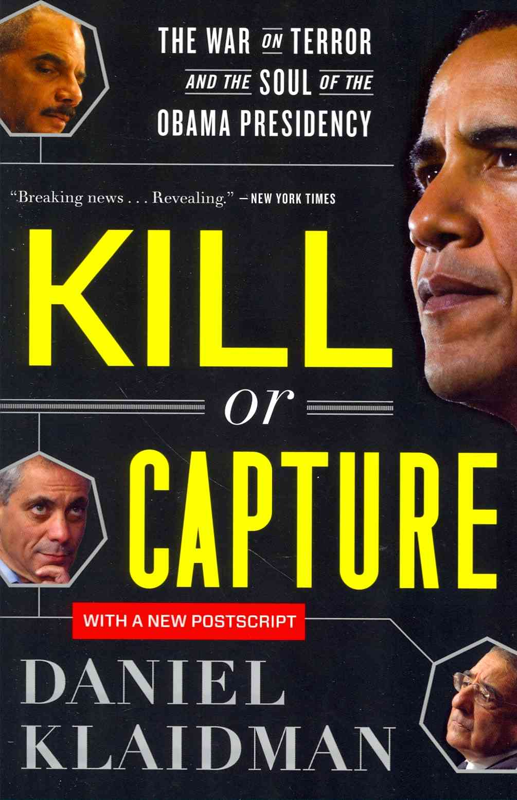 Kill or Capture By Klaidman, Daniel