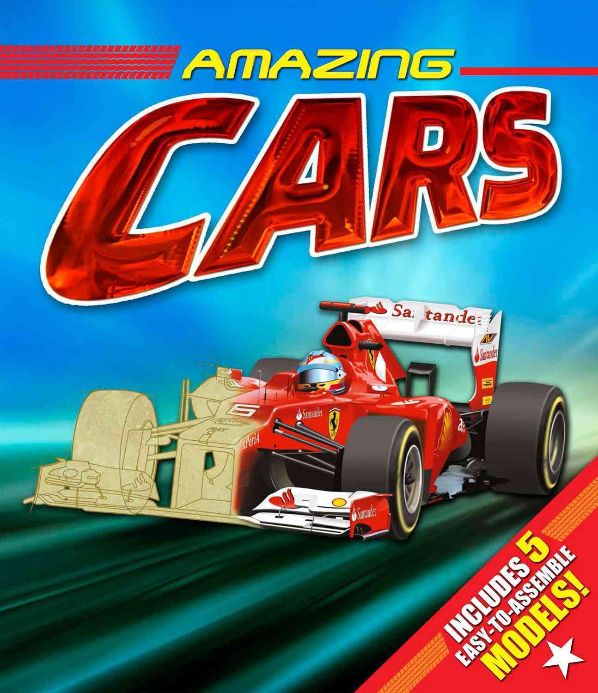 Amazing Cars By Arcturus Publishing (COR)